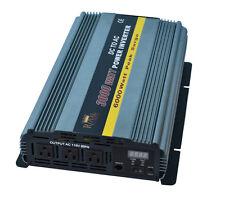 3000 Watt 12 Volt DC to 120 Volt AC Power Inverter (Royal Power)