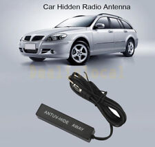 Hidden Antenna Radio Stereo AM FM Stealth Kit For Vehicle Car Motorcycle Truck