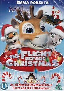 The Flight Before Christmas (2008) | NEW & SEALED DVD
