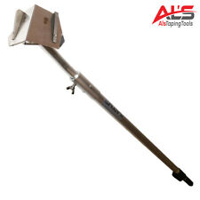 Platinum Drywall Tools 25 Drywall Corner Flusher Glazer With Extendable Handle