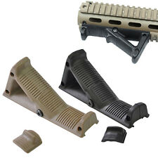 Tactical Airsoft Angled Foregrip Front Hand Guard Fore Grip Handguard For AFG 2