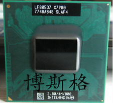Intel core 2 extreme X7900 2.8G 800Mhz 4MB SLA33 slaf 4 socket p cpu processor