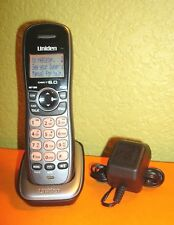 uniden cordless home expansion handset s s ebay rh ebay com Uniden Cordless Phone Manual Philips Universal Remote User Manual