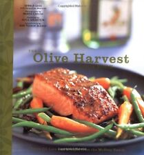 The Olive Harvest Cookbook: Olive Oil Lore and Recipes from McEvoy Ranch by Gera