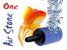 """1x Aquarium / Fish Tank Airstone / Air Stone - Create Bubbles 1"""" / 25mm Long"""