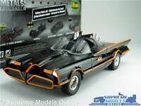 BATMOBILE CAR MODEL BATMAN TV SERIES 1:32 SIZE JADA 98225 DC CLASSIC BLACK T34Z