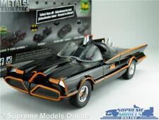 Modelo De Coche Batimóvil Batman TV Series 1:32 tamaño JADA 98225 DC Clásico Negro T34Z