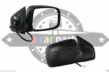HOLDEN RODEO RA 3/2003-9/2008 RIGHT HAND SIDE DOOR MIRROR ELECTRIC BLACK