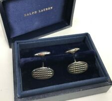 Polo Ralph Lauren - Silver 925 Jewelry Cuff Links