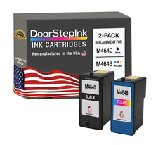 2 PK for Dell M4640 M4646 Series 5 Ink Cartridges Photo All-In-One 922 946 924