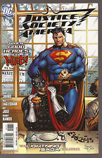 Justice Society Of America (2007) # 7 * Variant * Near Mint