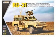 Kinetic K61010 1/35 RG-31 MK3 Canadian Armored Personnel Carrier W/RWS