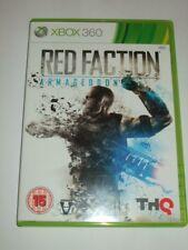 """Red Faction Armageddon   Xbox 360 """"FREE UK  P&P"""""""