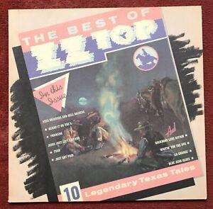 Z.Z. TOP - The Best of ZZ Top LP Warner Bros K 56598