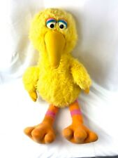 Big Bird 32 Inch Vintage 1985 Plush Stuffed - Hasbro Softies - Sesame Street