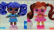 LOL Surprise Hairvibes PEANUT BUTTAH & JELLY JAM Dolls Sealed Opposites Rare Set