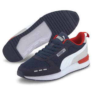 Puma Sport Mens R78 Logo SoftFoam Heritage Style Mesh Trainers 40% OFF RRP