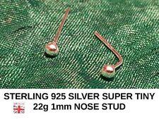Gioielli naso per il corpo 1mm