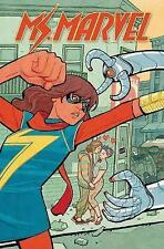 Ms. Marvel Vol. 3, G Willow Wilson, New Book