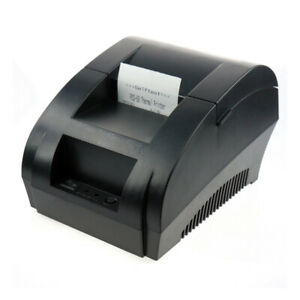 USB Port 58mm thermal Receipt printer POS printer low noise printer thermal