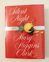 Silent Night by Mary Higgins Clark 1995 Hardcover Jacket Christmas Book