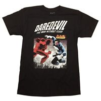 Daredevil Vs Punisher Marvel Comics Premium Licensed Adult T Shirt