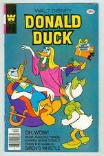 Donald Duck #202 December 1978 VG Classic Siren's Whistle story