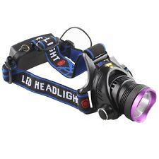 10000LM CREE XM-L XML T6 LED 3-Mode Headlamp Headlight Head Lamp Light Torch