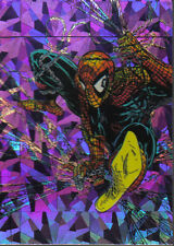 SPIDERMAN MCFARLANE ERA PRISM FOIL CARD P5