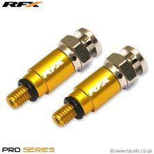 RFX Fourche saignements jaune KAWASAKI KX KXF KX85 KX125 KX250 KX250 KXF250