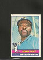 1976 Topps # 15 George Scott NM-MT
