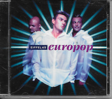 EIFFEL 65 - Europop CD Album 13TR Italo Eurodance 1999 (LOGIC) Europe