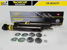 FOR FORD RANGER 4x2 & 4x4 96-06 MONROE HEAVY DUTY FRONT SHOCK ABSORBERS ABSORBER