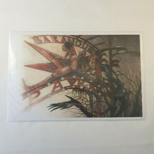 Syberia 3 Lithographs from Collector's Edition - PS4 Nintendo Switch Xbox One PC