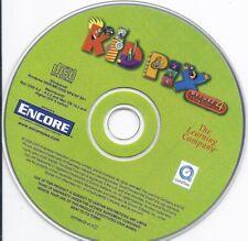 Kid Pix Deluxe 4 Cd (Ages 4+ kids fun learn art imagination early education)