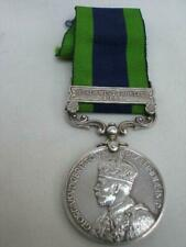 George V India General Service Medal With Clasp - 798530 GNR.F.RUTLAND.R.A.