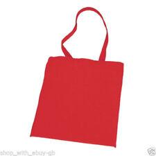 Borsa a spalla/tracolla da uomo rossi con lavabile in lavatrice