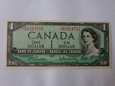 Canada $1 1967 Replacement Star * (UNC) RARE