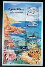 Sri Lanka Stamps Pigeon Island National Park MS 2014