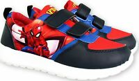 Sneakers / Baskets Spiderman Rouge & Bleu