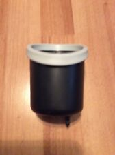 Graco 4 Ever Car Seat Left Side Cup Holder Replacement Part Black Silver