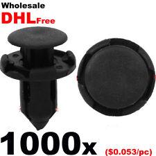 Wholesale 1000pcs Plastic Rivet Fastener Fender Retainer Push Clips For Honda