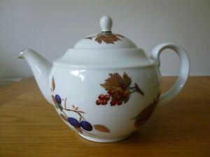 Royal Worcester Evesham Vale Large Tea Pot