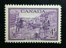 Canada #283 MNH, Founding of Halifax Bicentenary Stamp 1949