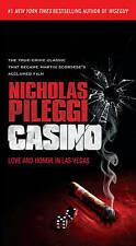 Casino: Love and Honor in Las Vegas, Very Good Condition Book, Pileggi, Nicholas