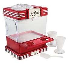 Retro Frozen Slushy Ice Icee Slush Slushie Cocktails Drink Mix Machine Maker