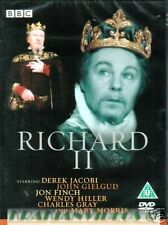 BBC Shakespeare: Richard II - 1978 DVD Derek Jacobi John New and Sealed