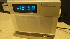 Hitachi KC-S51L VINTAGE talking voice clock radio Made in Japan classic 80s