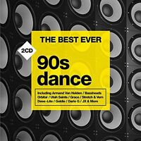 THE BEST EVER: 90s Dance [CD]