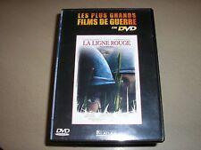 """DVD guerre,""""LA LIGNE ROUGE"""",caviezel,clooney,nolte,savage,travolta,etc"""
